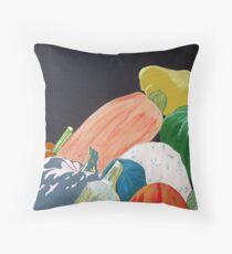 """""""Pumpkin Soup"""" Throw Pillow"""