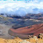 Haleakala by K Futol