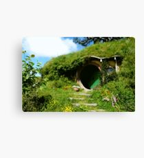 Bag End Canvas Print