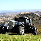 Hotrod Pickup by Keith Hawley