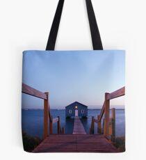 Boatshed Tote Bag