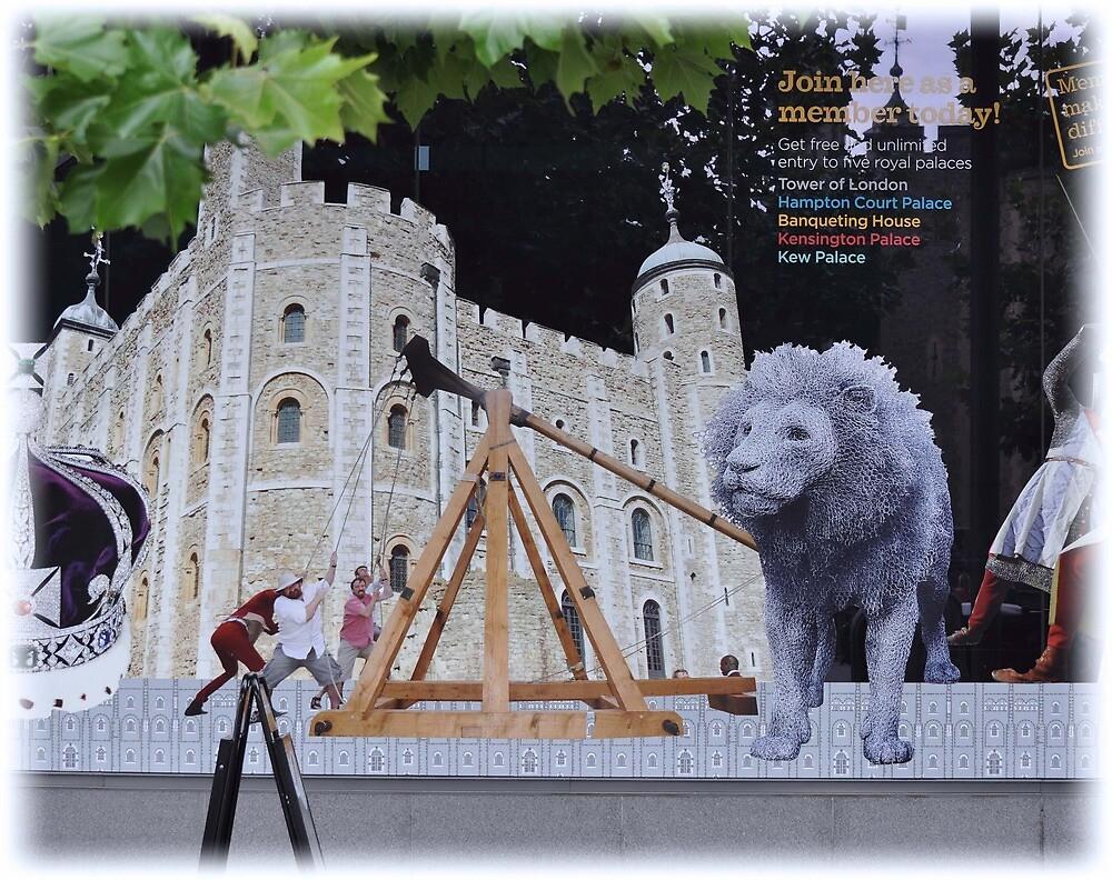 Torre    Blanca de Londres.       Toda una experiencia........ by cieloverde