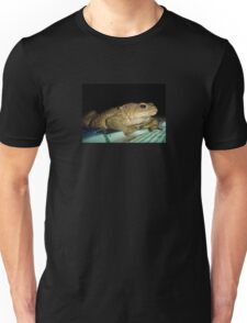 European Common Toad by Poolside At Night T-Shirt
