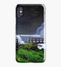 Wet Walk iPhone Case/Skin