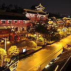 Chengdu by Night by VChung