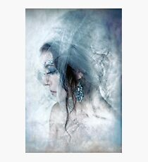 Under Ice Photographic Print