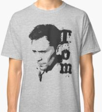 Camiseta clásica Tom Hiddleston