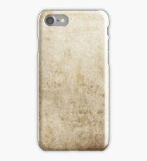 Grunge Paper Texture iPhone Case/Skin