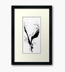 Angel Slayer Framed Print