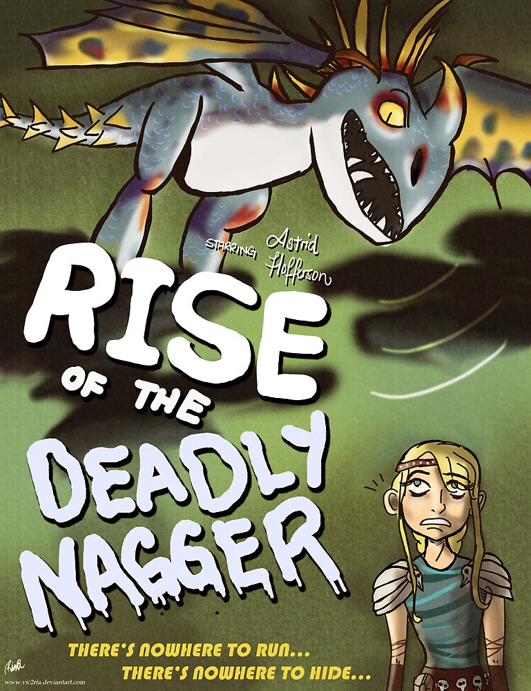 Rise of the Deadly Nagger by Ria Quinto