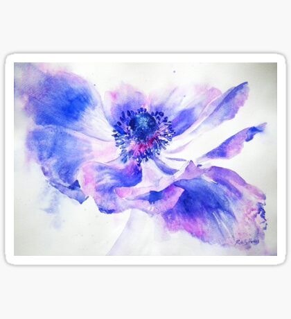 Blueberry Fizz Sticker