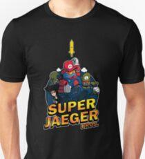 Super Jaeger Bros Unisex T-Shirt