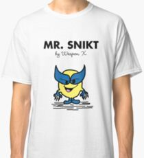 Mr Snikt Classic T-Shirt
