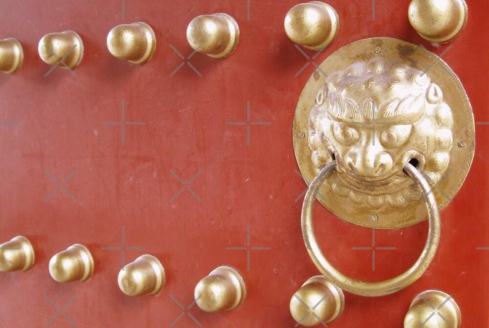 Guardian of China by j0sh