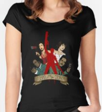 Hail To The Jefe! Women's Fitted Scoop T-Shirt