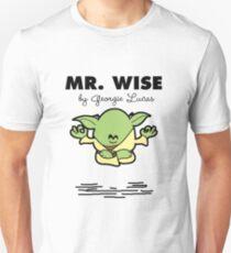 Mr Wise Unisex T-Shirt