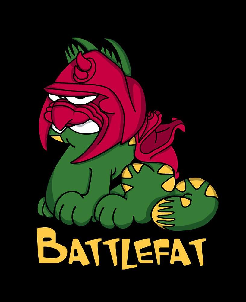 Battlefat by popnerd