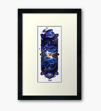 Eclipsed Framed Print