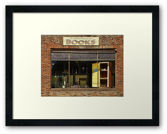 Antiquarian Books by PineSinger