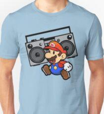 Retro BoomBox Slim Fit T-Shirt