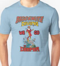 Bigg Knutz Diving Unisex T-Shirt