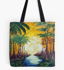 Bayou Gold Tote Bag