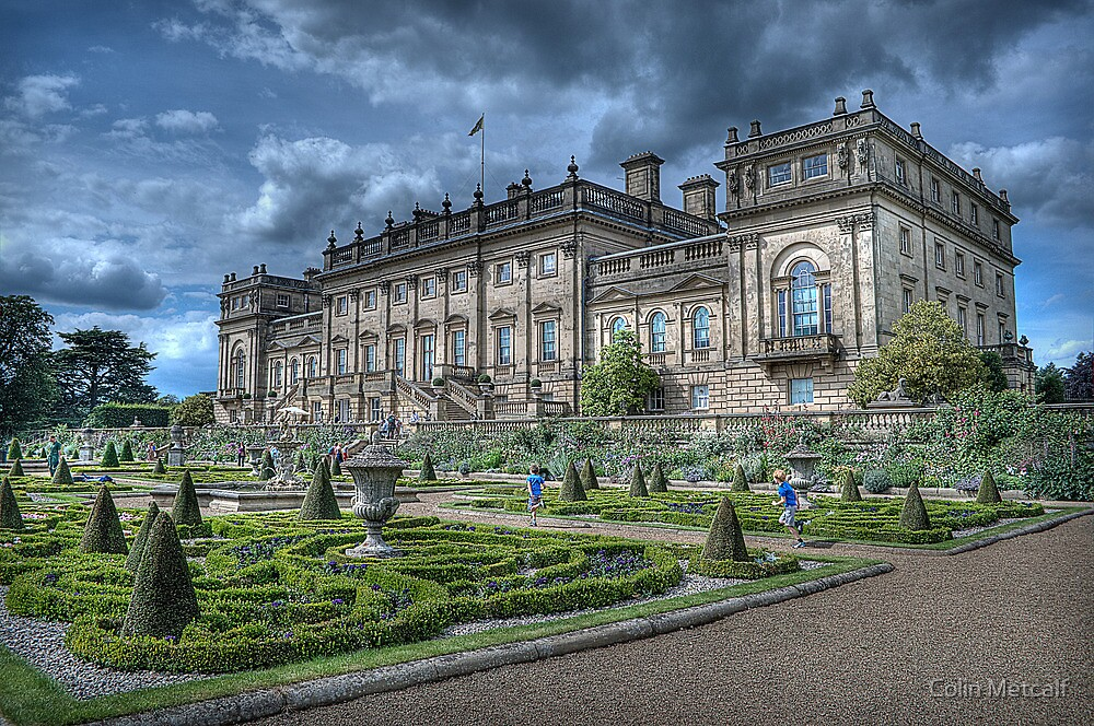 Harewood House #1 by Colin Metcalf