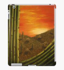 Desert Sunset iPad Case/Skin