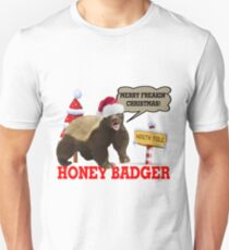 Honey Badger Christmas Gifts Merchandise Redbubble