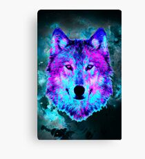 digital Disco Canvas Print