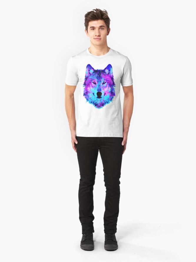 Alternate view of digital Disco Slim Fit T-Shirt