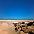 Pacific Beach by Dean Bailey