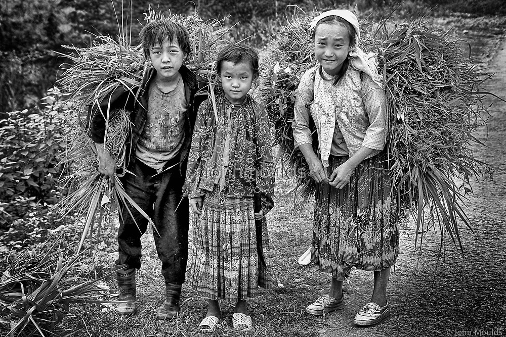 Children of Ma Li Peng, Vn... by johnmoulds