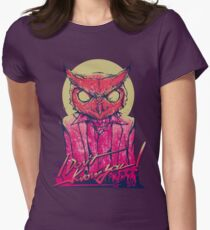 Hotline Miami - Rasmus Womens Fitted T-Shirt