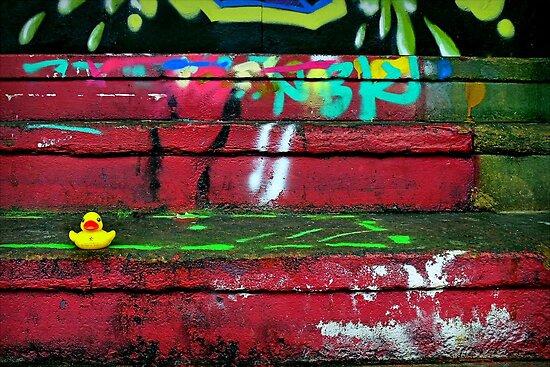 Graffiti SplashDown by paintingsheep