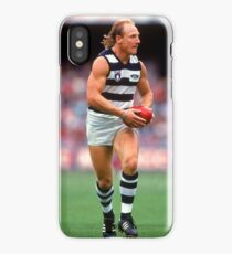 Ablett Ball Carry iPhone Case