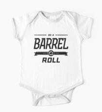 Star Fox 64 - Do A Barrel Roll Official Tee (Black) One Piece - Short Sleeve