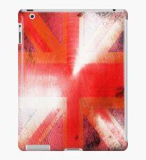 God save the Union Jack iPad Case/Skin