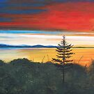 Whidbey Island by Herb Dickinson