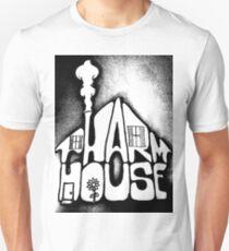 Pharmhouse Black and White simple Unisex T-Shirt