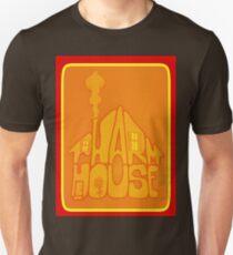 Pharmhouse Orange and Red Unisex T-Shirt