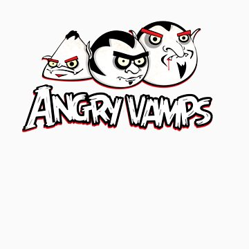 angry vamps by raphaelburton