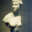 Woman Bust Sculpture  by schiabor