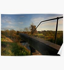Strabane Canal Poster