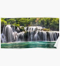 Krka National Park - Croatia Poster