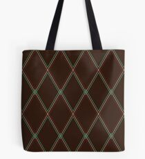 Vox-style vintage amplifier grill cloth Tote Bag