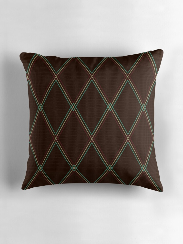 quot vox style vintage lifier grill cloth quot throw pillows by