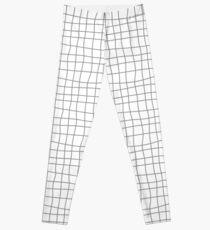 Carreaux - Grey Leggings