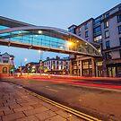 Westland Row, Dublin by Alessio Michelini