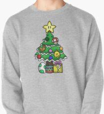 Super Mario - Mushroom Kingdom Christmas (Old) Pullover